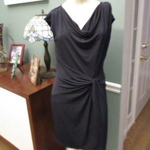 Michael Kors Black Stretch Dress Small